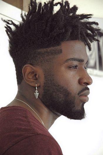corte degradê masculino cabelo cumprido