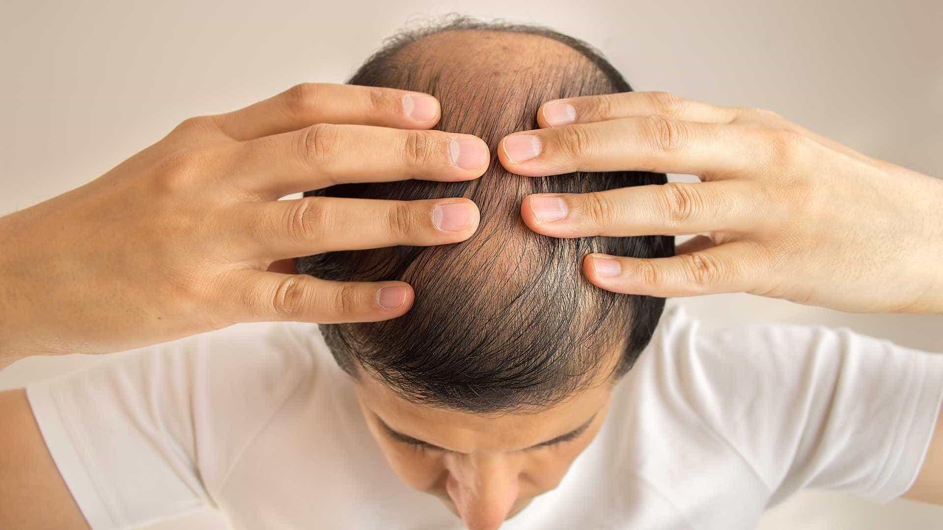massagem para crescimento do cabelo masculino
