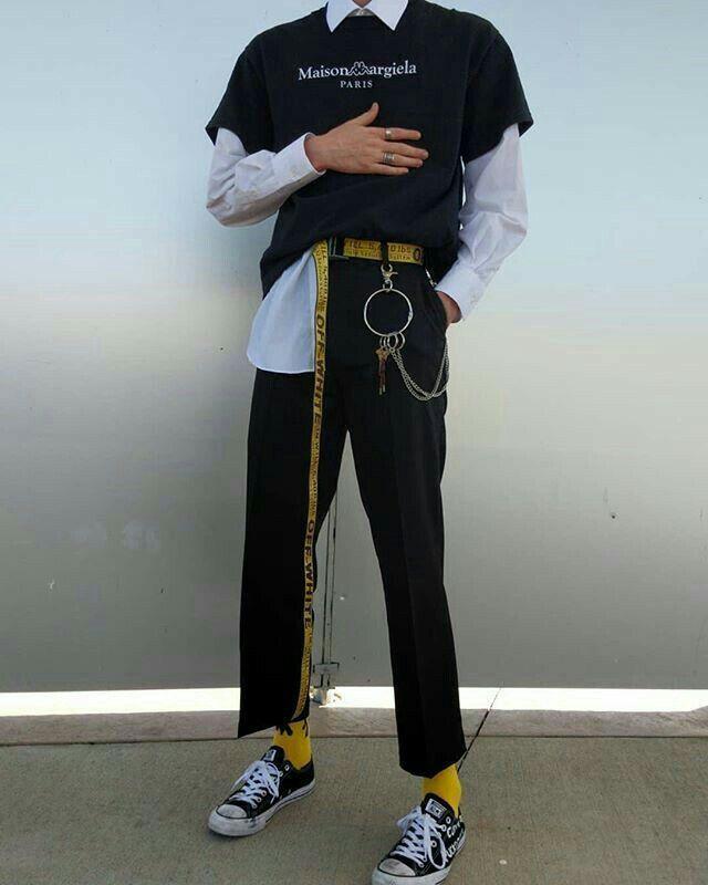 estilo e-boy masculino calça curta