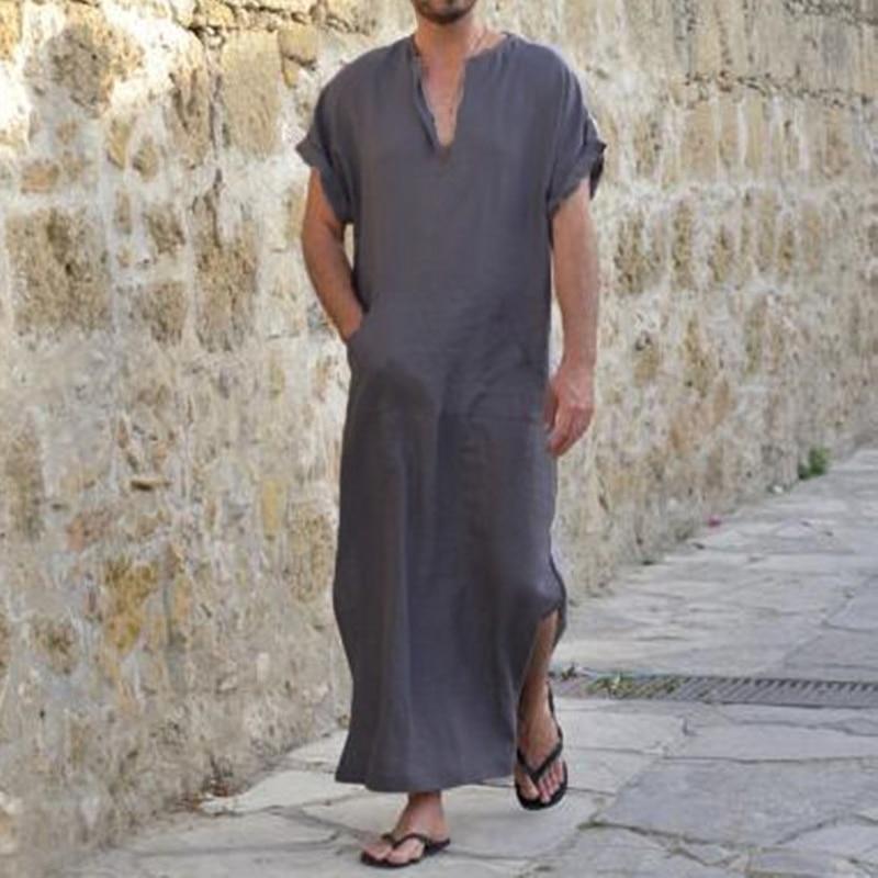 homem de vestido