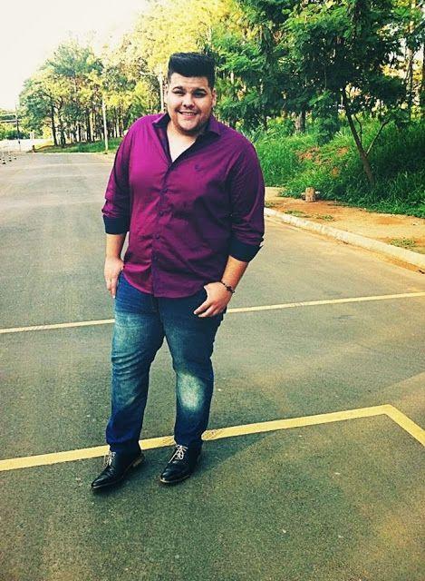 look masculino com calça jeans