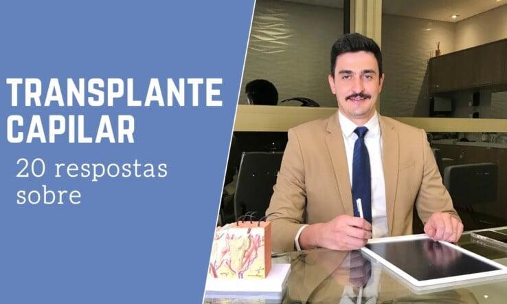 Imagem da publicação Respondendo Tudo sobre Transplante Capilar com Dr. Márcio Ravagnani