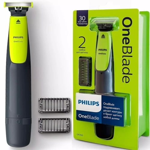Barbeador elétrico One Blade da Philips