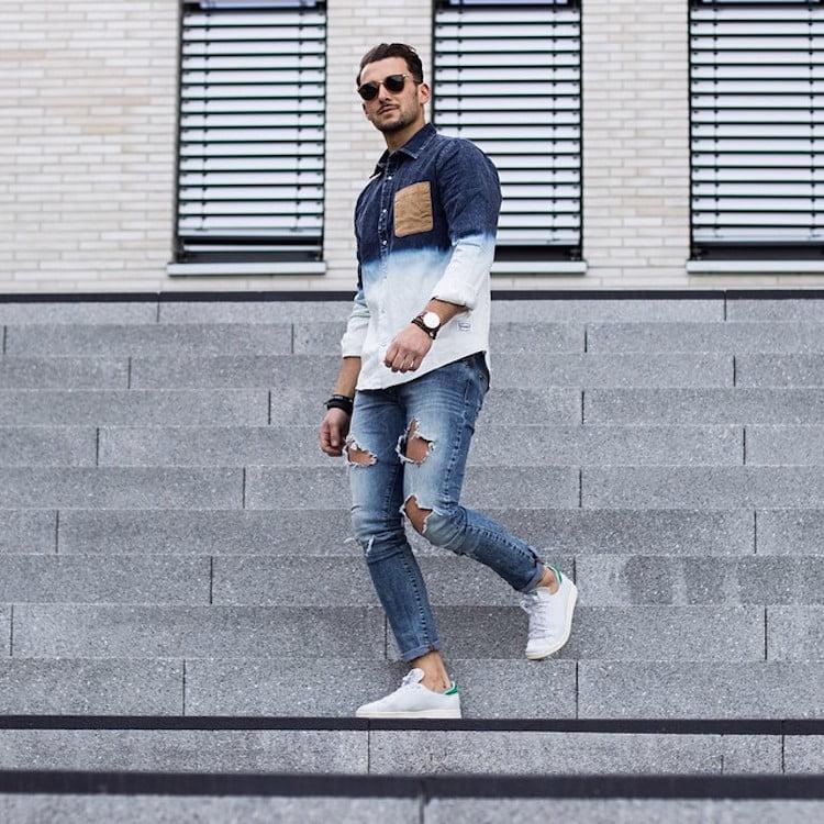 look-masculino-com-calça-jeans