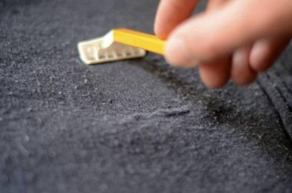 como-retirar-bolinha-de-roupa